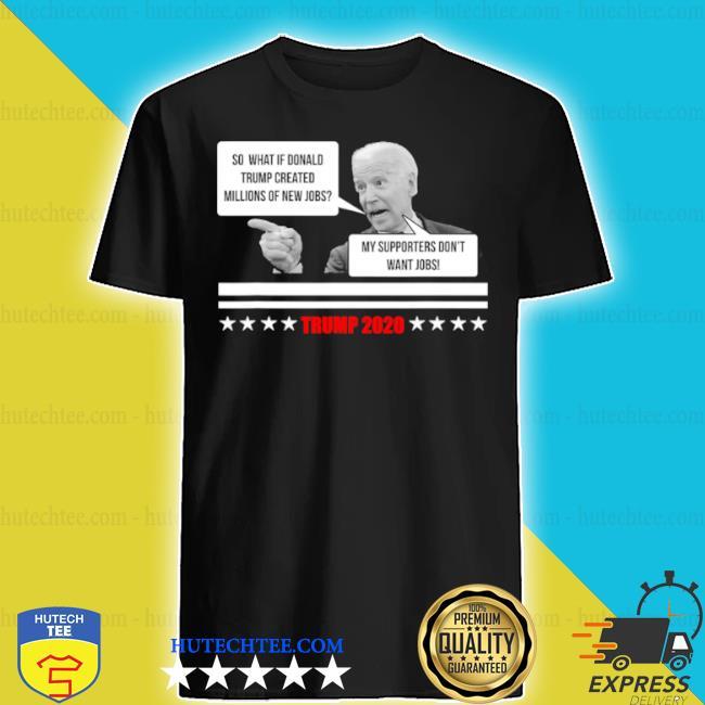 Parody of joe biden pro Trump 2021 election stars shirt