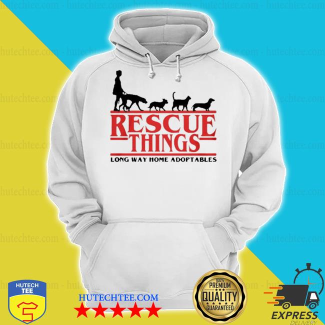 Rescue things long way home adoptables s hoodie
