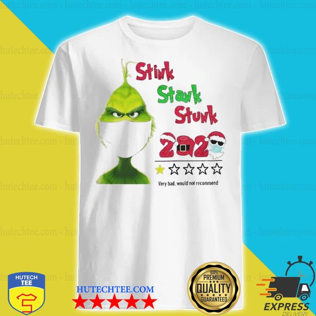 Stink stank stunk very bad would not recommend 1 star vote shirt