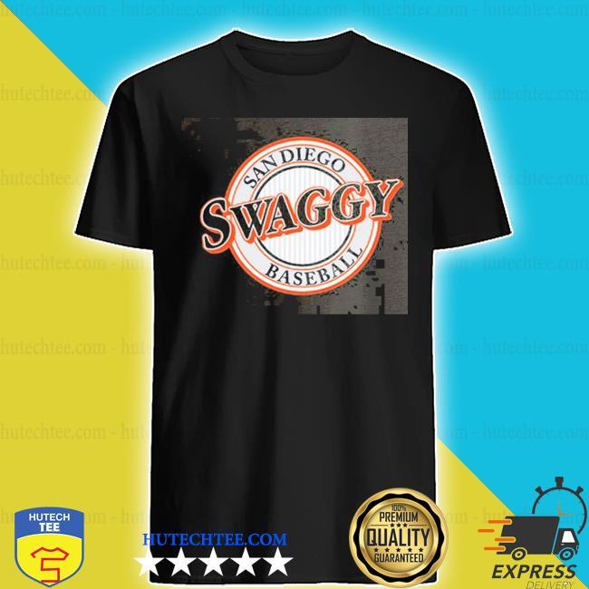 Swaggy san diego baseball shirt