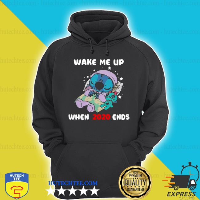 Wake me up when 2020 ends s hoodie
