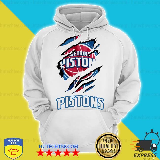 Blood Inside me Pistons 2021 s hoodie