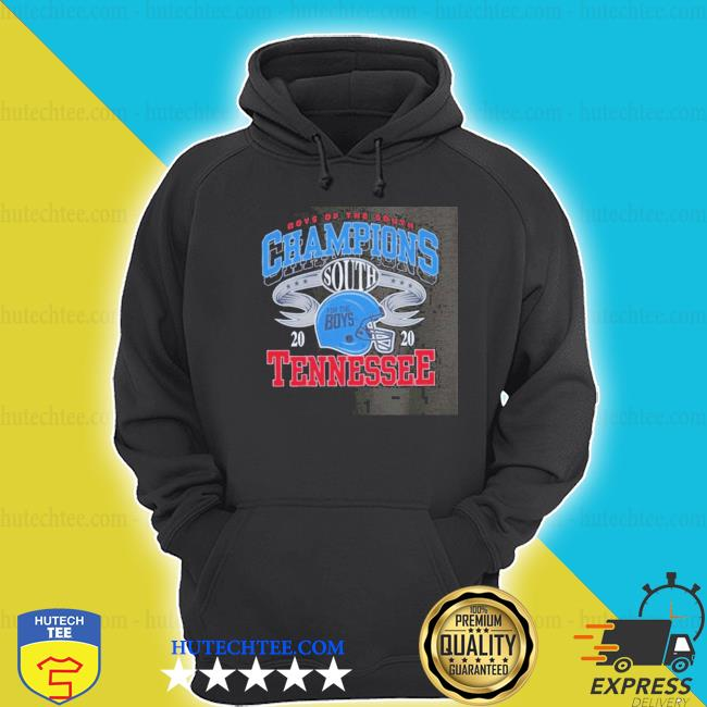 Boys of the south champions 2020 Tennessee s hoodie