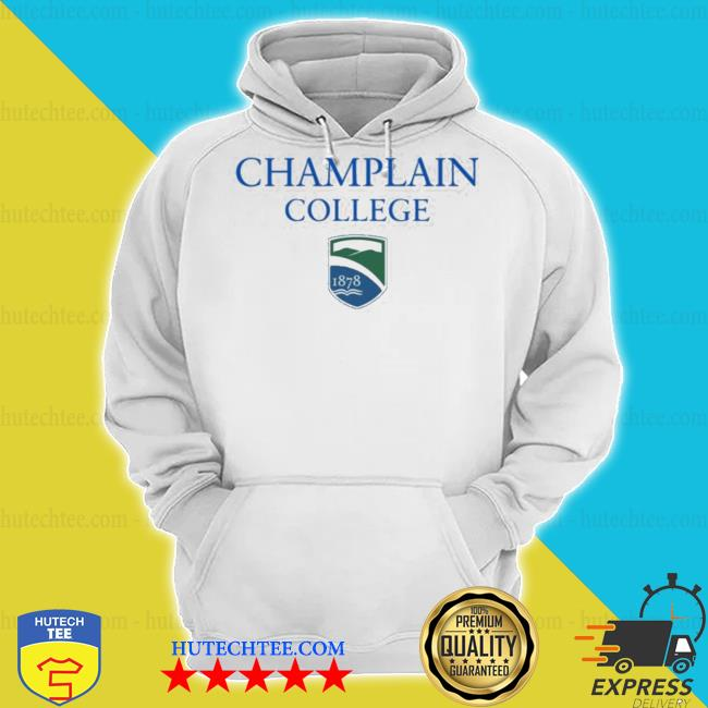 Champlain college s hoodie
