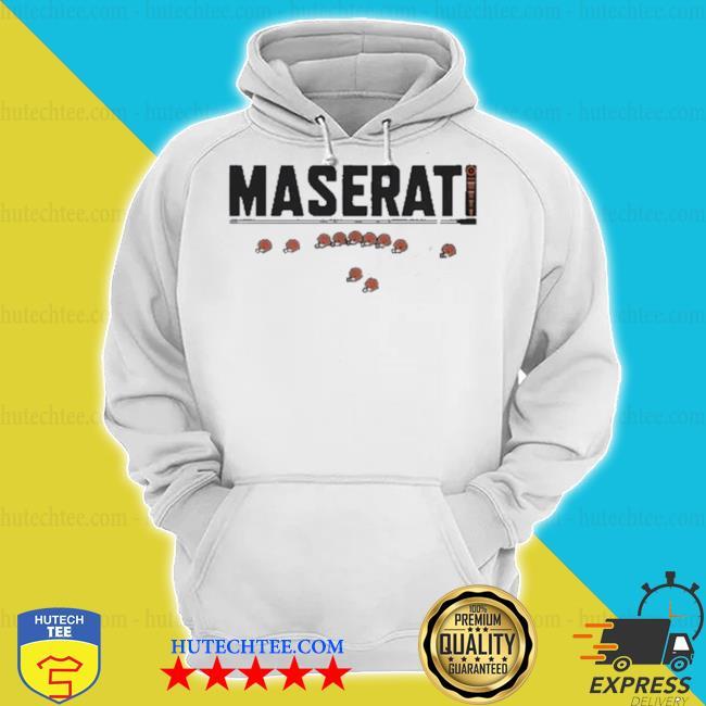 Cleveland browns maserati s hoodie