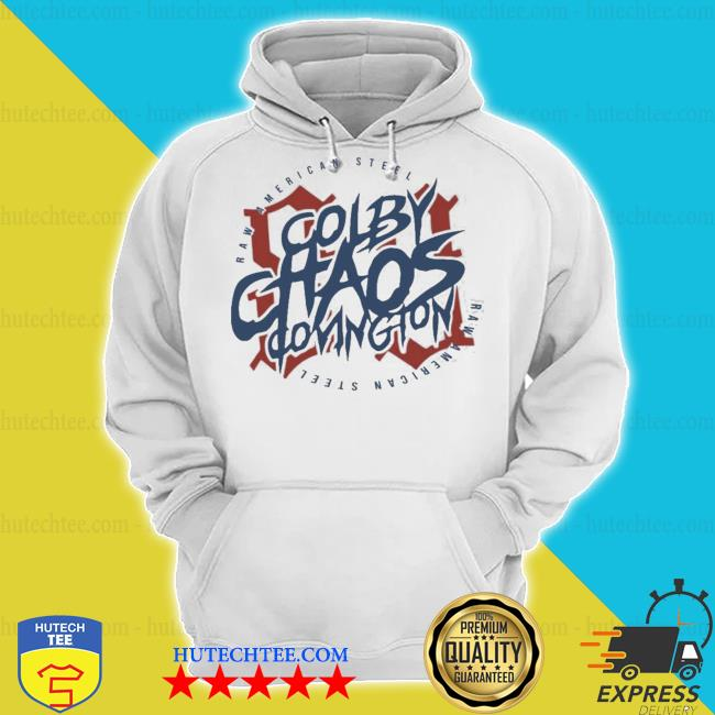 Colby covington s hoodie