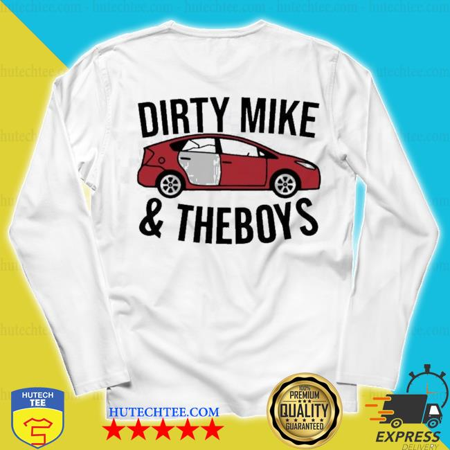 Dirty mike and the boys s unisex longsleeve