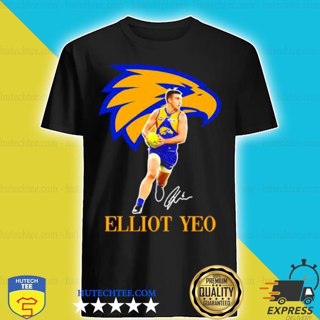 Elliot yeo player of team philadelphia eagles football signature shirt