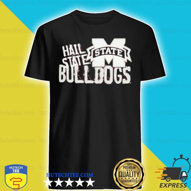 Hall state Bulldogs champion shirt