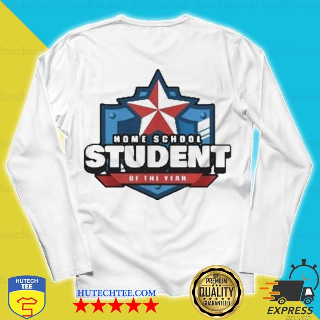 Home school student of the year online learning s unisex longsleeve