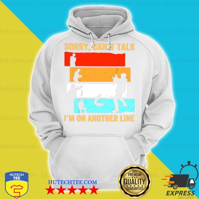 I'm another line vintage s hoodie