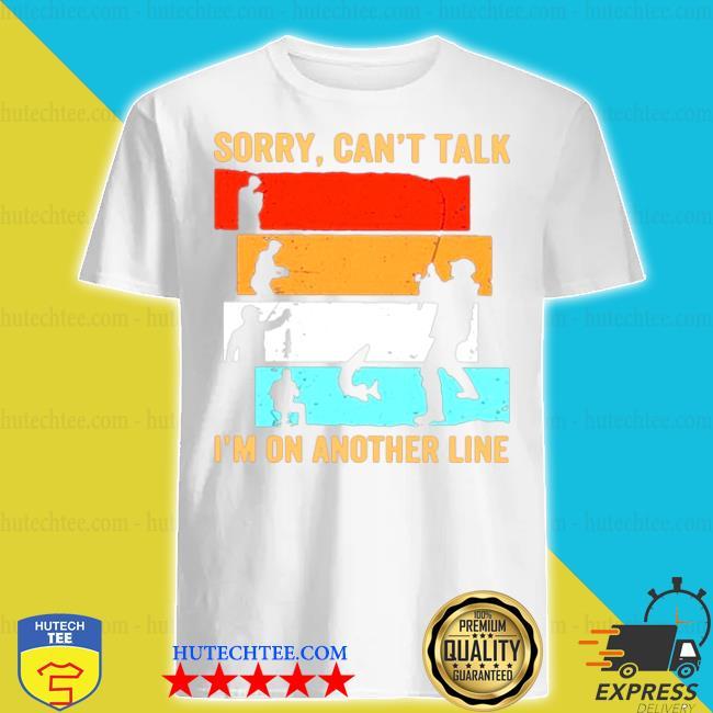 I'm another line vintage shirt