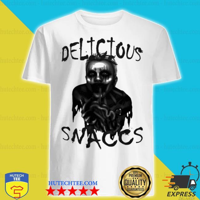 Jake munro deltctous snaccs shirt