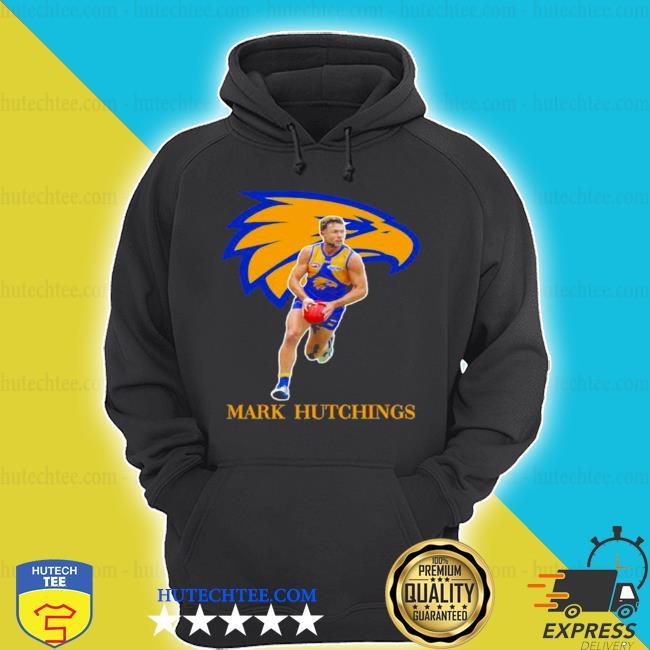 Mark hutchings player of team philadelphia eagles football s hoodie