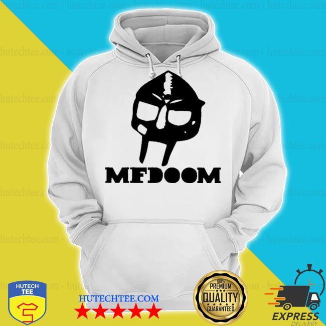 Mf doom merch s hoodie