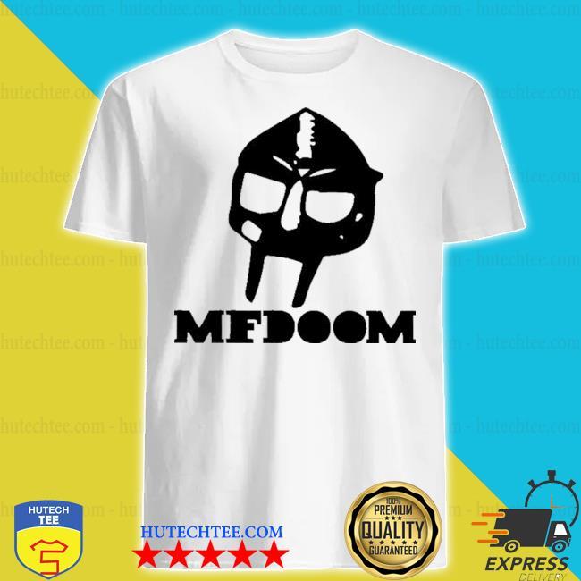 Mf doom merch shirt