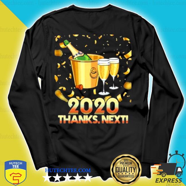 New year 2021 s longsleeve