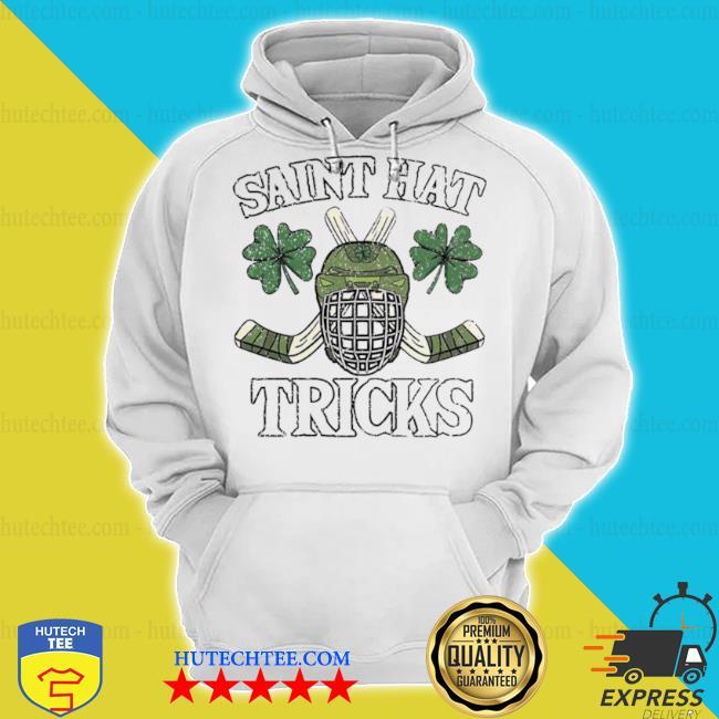 Saint hat tricks s hoodie