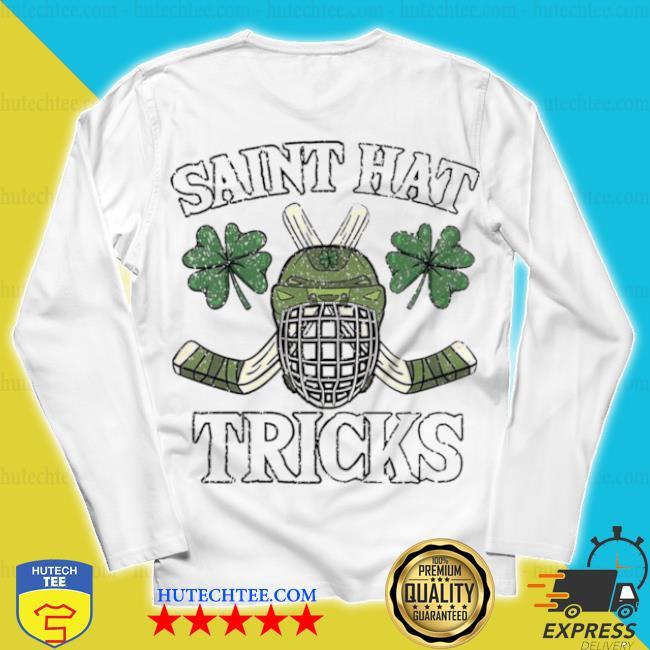 Saint hat tricks s unisex longsleeve