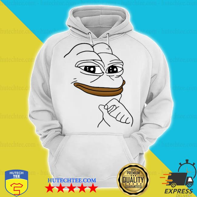 Smug pepe the frog meme s hoodie