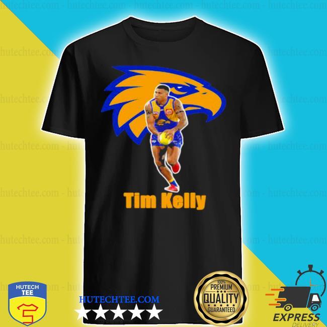 Tim kelly player of team philadelphia eagles football shirt