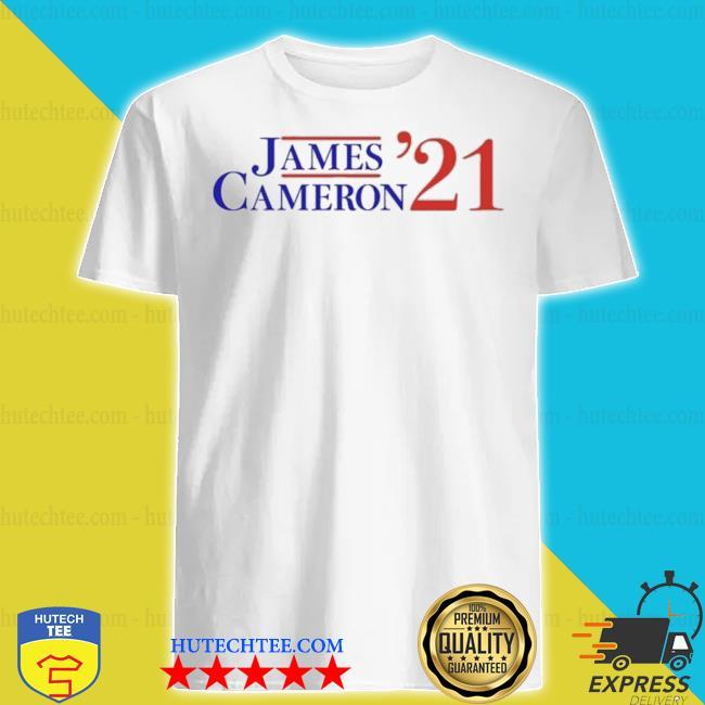 Tyler cameron for 2021 president shirt