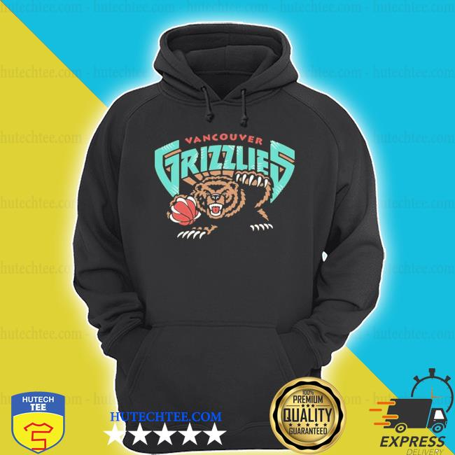Vancouver grizzlies s hoodie