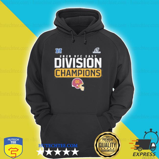 Washington football team 2020 NFC east division champions s hoodie
