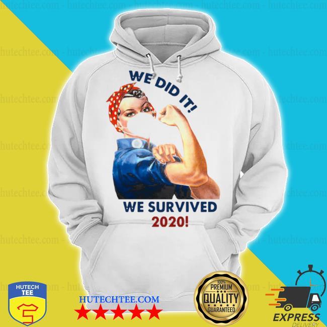 We did it we survived ceramic coffee s hoodie
