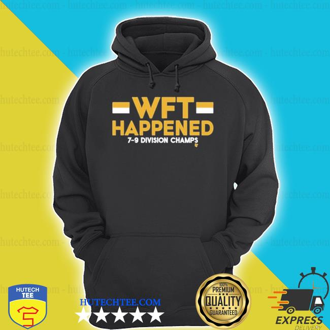 Wft happened 7 9 division chams s hoodie