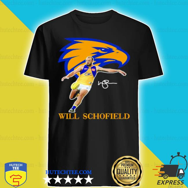 Will schofield player of team philadelphia eagles football signature shirt